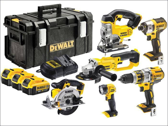 DeWalt Brushless Set