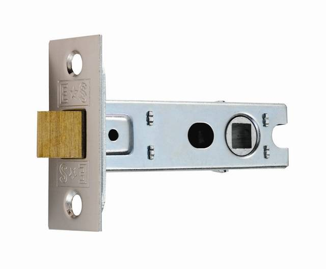 Tubular Mortice Latch With Bolt Through