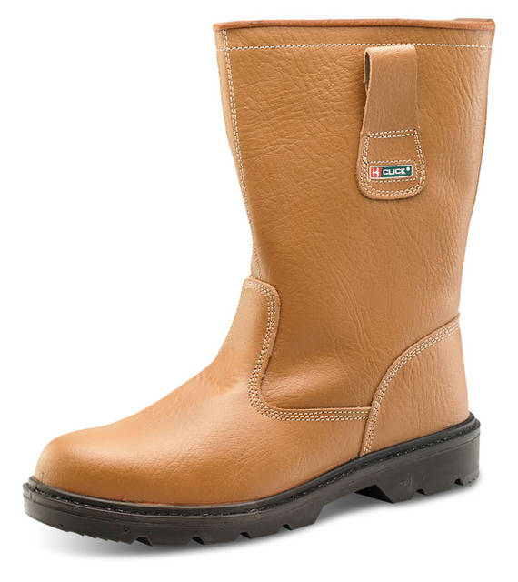 Click Rigger Lined Boots