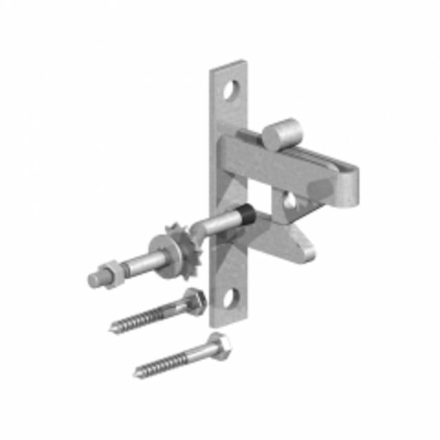 FG Self Locking Gate Catch
