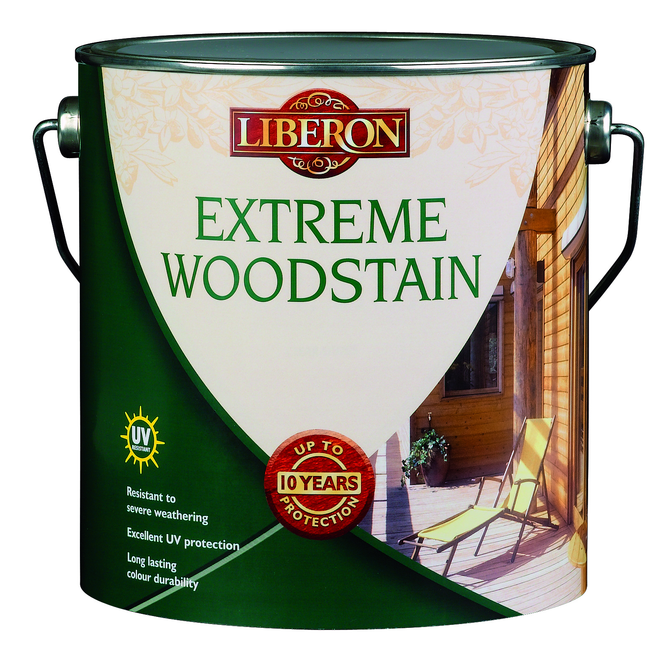 Ex Woodstain 2.5L