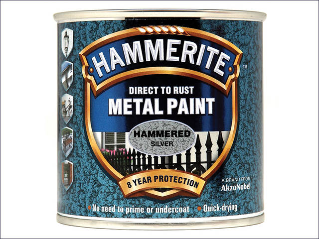 Hammerite Direct to Rust Paint 500ml