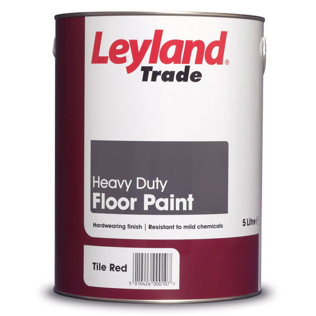 Heavy Duty Floor Paint