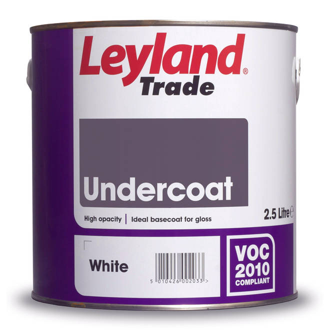 RS2961 LEYT Undercoat 2.5L White