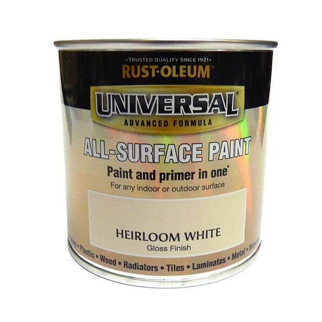 Universal All Surface Paint Gloss Finish