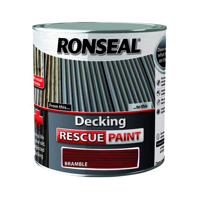 2.5L Decking Rescue Paint