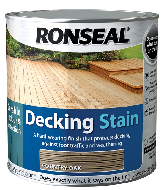 2.5L Decking Stain