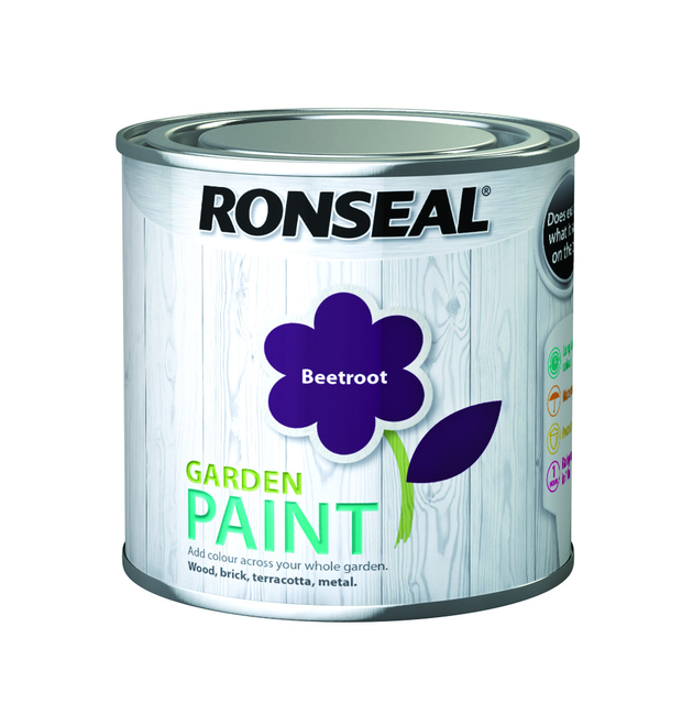 Garden Paint 250 Beetroot 14