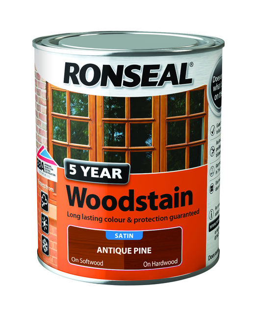 5 Year Wood Stain 750ml