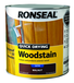 RONSEAL QUICK DRYING WOODSTAIN 2.5L WALNUT