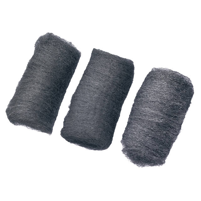 Assorted Steel Wool 3 Pack - Fine l Med l Coarse