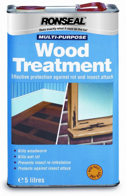 Ronseal Multi Purpose Wood Treatment