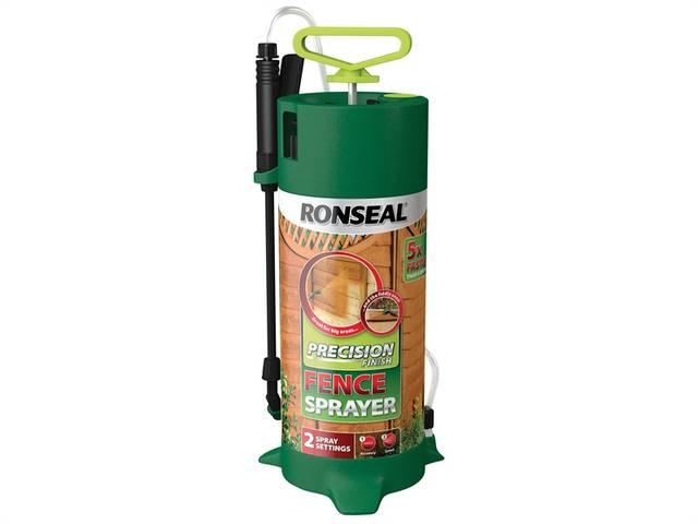Ronseal Precision Finish Fence Sprayer