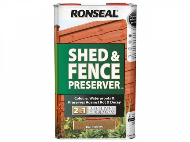 Ronseal Shed/Fence Preserver