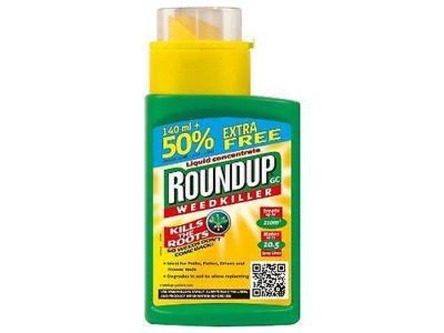 Roundup Weed Killer Liquid Concentrate