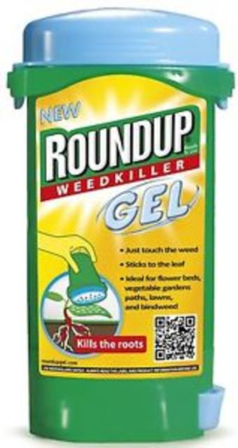 Roundup Weed Killer Gel