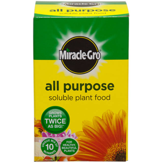 All Purpose Soluble Plant Food