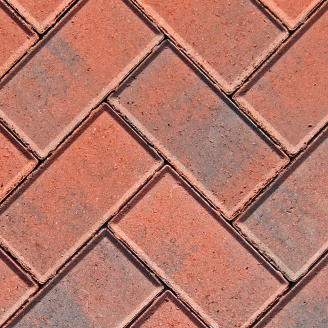 50mm Block Paving Brindle