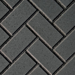 50mm Block Paving Charcoal