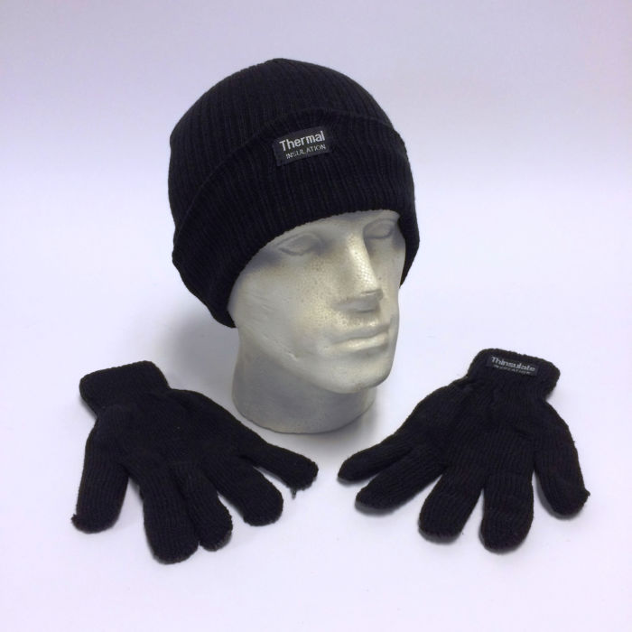 Thermal Hat & Gloves