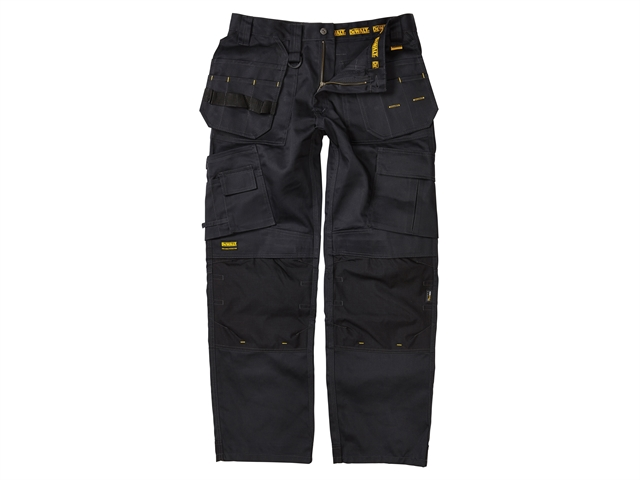 Pro Tradesman Black Trousers