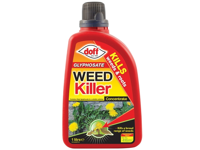 Glyphosate Weed Killer Concentrate