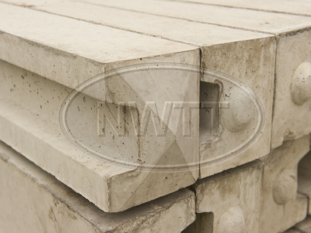 Precast Concrete Posts : End posts north west timber treatments ltd nwtt