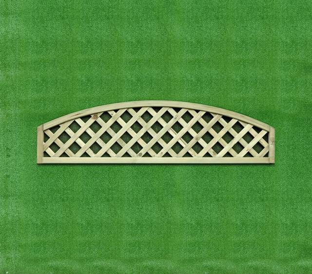 Heavy Duty Diamond Lattice Convex