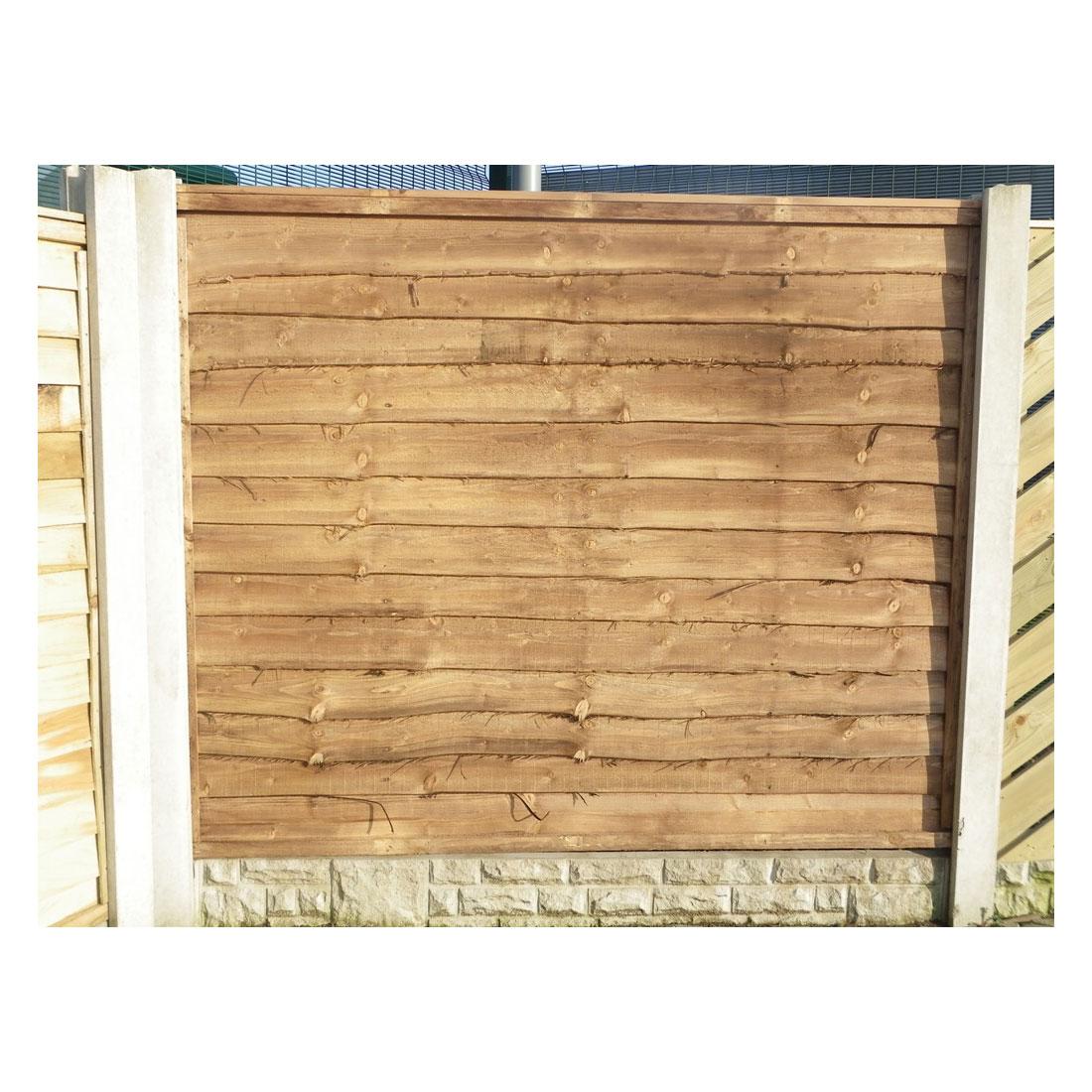 Fence panels fencing panels north west timber treatments ltd economy waney lap fence panel baanklon Images