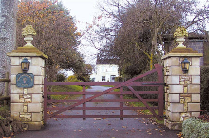 Softwood Estate Hook Gate