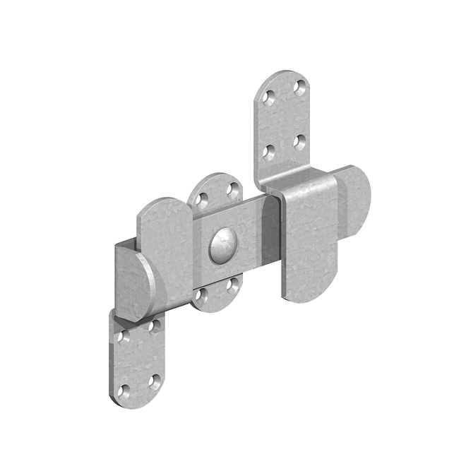 Kick Over Stable Brackets