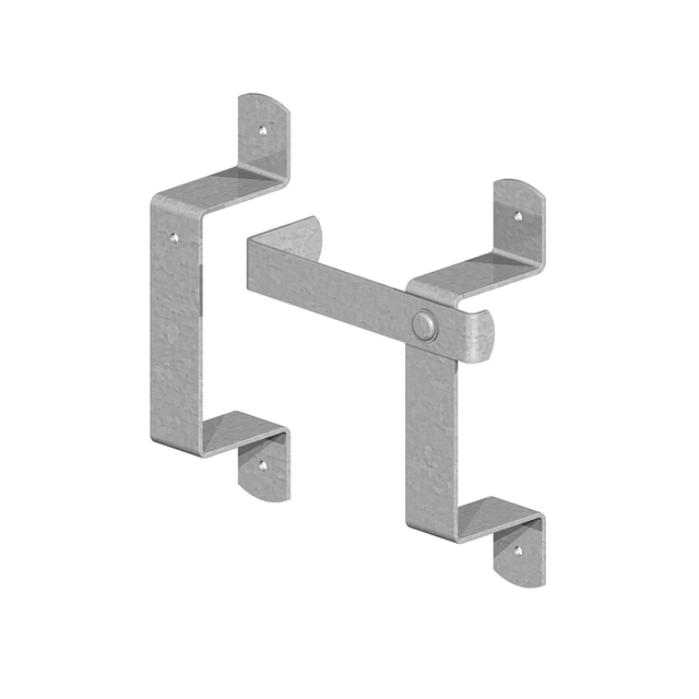 GM Slip Rail Brackets
