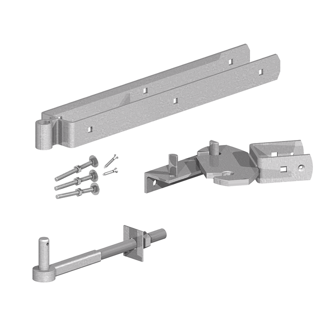 Rising Hinge Set
