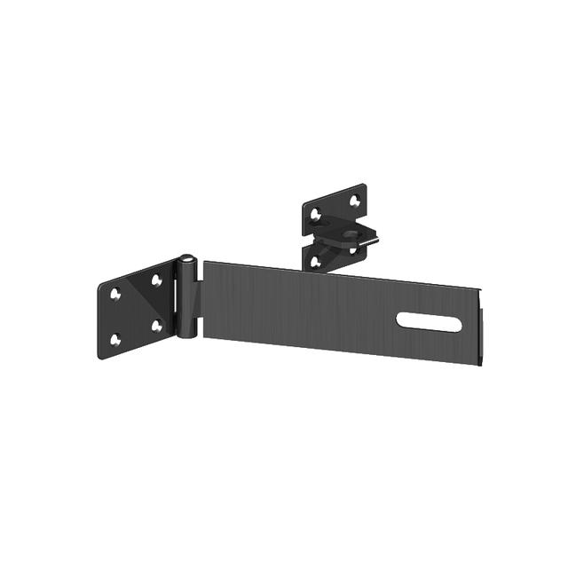 GM Safety Patt. Hasp & Staple