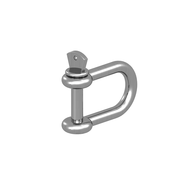 GM Dee Shackles (2 Per Pack)