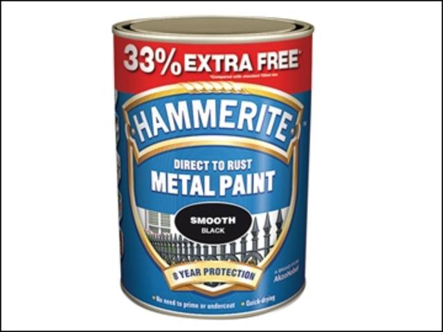 Direct to Rust Smooth Finish Metal Paint