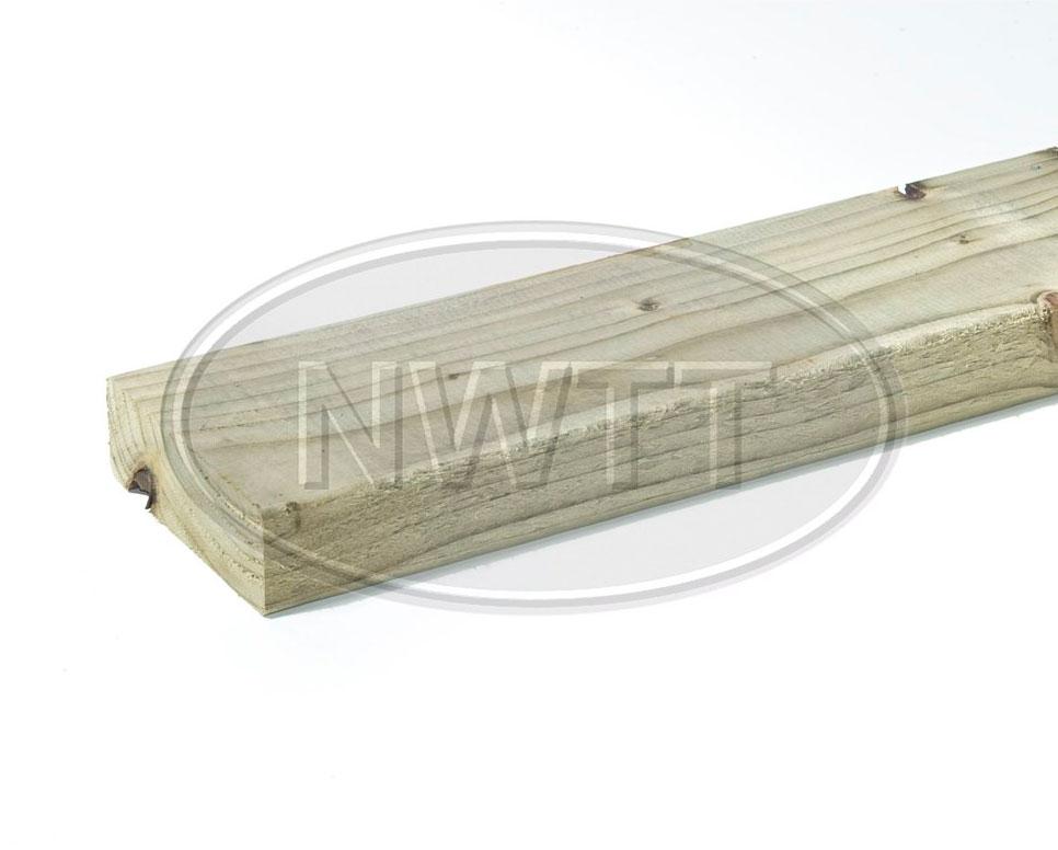 175mm X 75mm C24 Graded Softwood L Nwtt