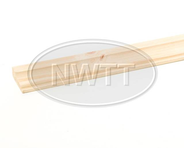 EX 75mm X 25mm Lambs Tongue Architrave