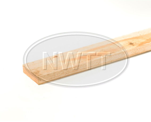 100mm X 22mm Rough Sawn Softwood