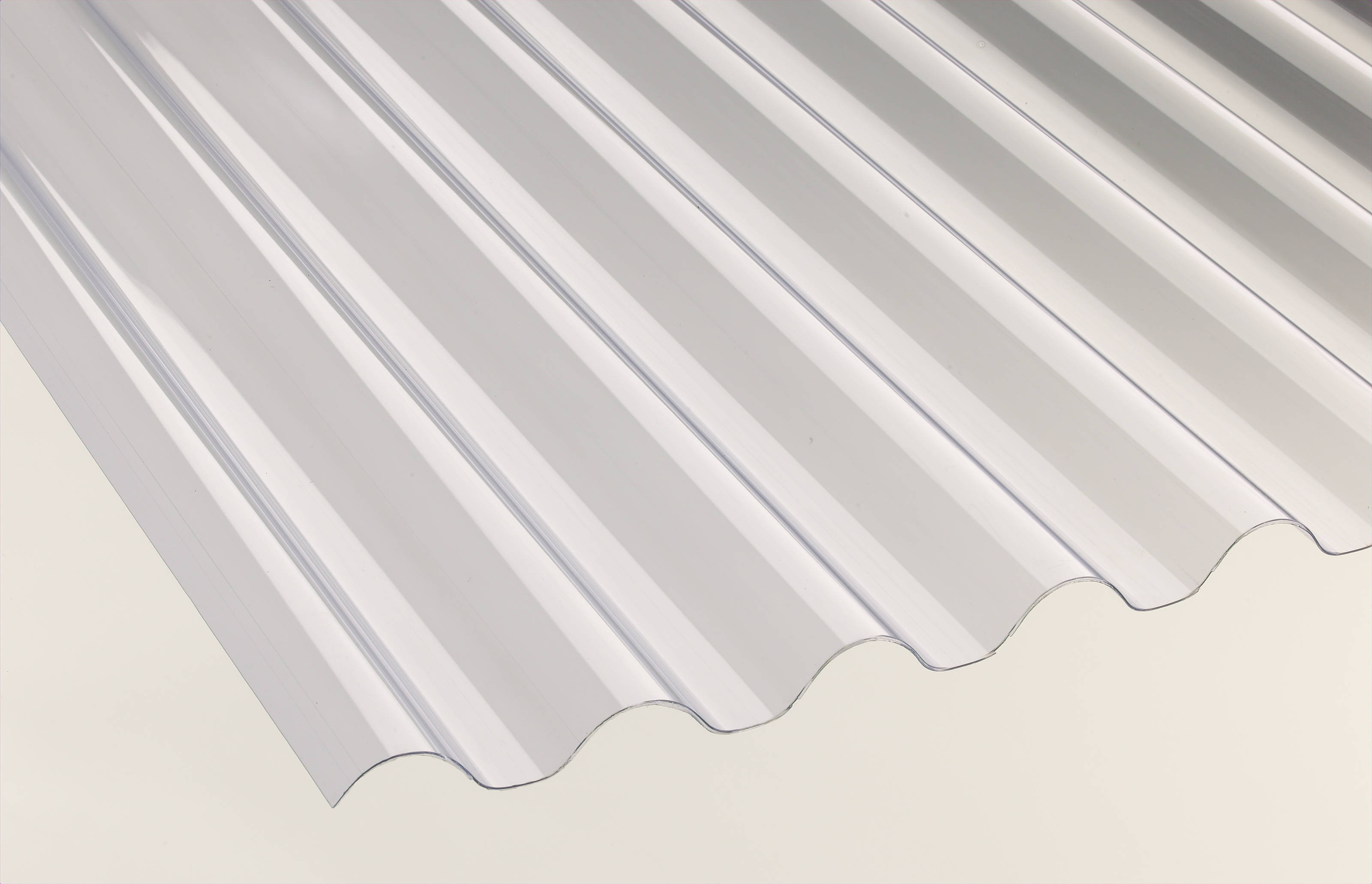 Heavy Duty Clear Corrugated Roofing Sheets