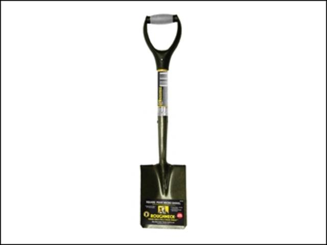 Micro Shovel Square Point 685mm (27in) Handle