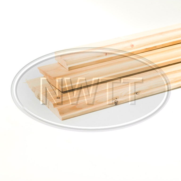 Softwood Skirting & Arc