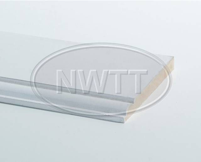 EX 175mm X 25mm MDF Torus Skirting