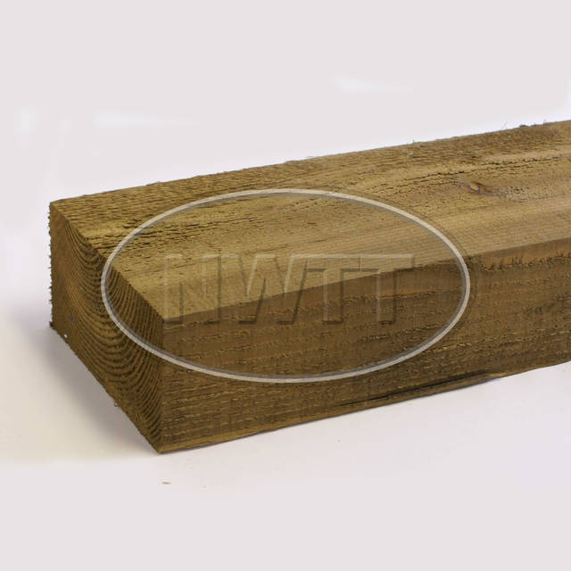 200mm X 100mm Economy Softwood Sleeper