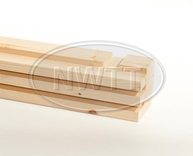 Ex38 X 100 Softwood Door Casing Set