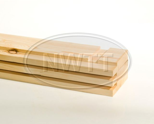 Ex38 X 150 Softwood Door Casing Set