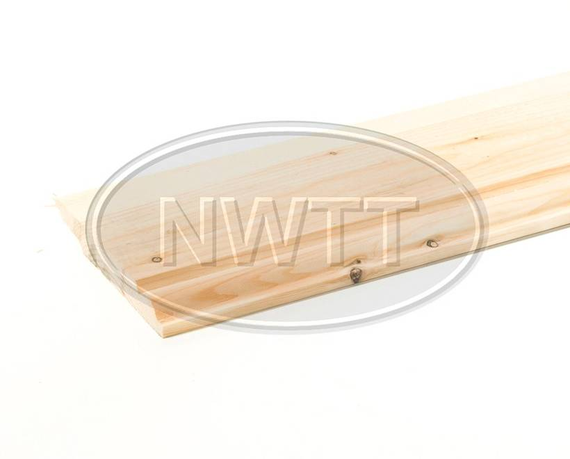 175mm Torus Softwood Skirting