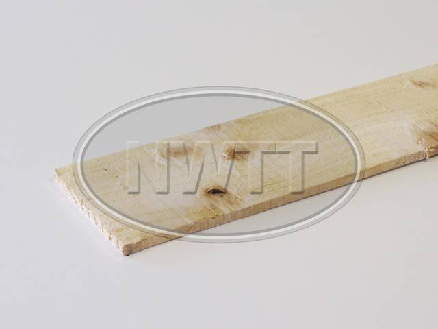 125mm X 10mm Rough Sawn Softwood