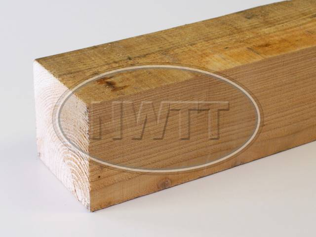 125mm X 125mm Rough Sawn Softwood