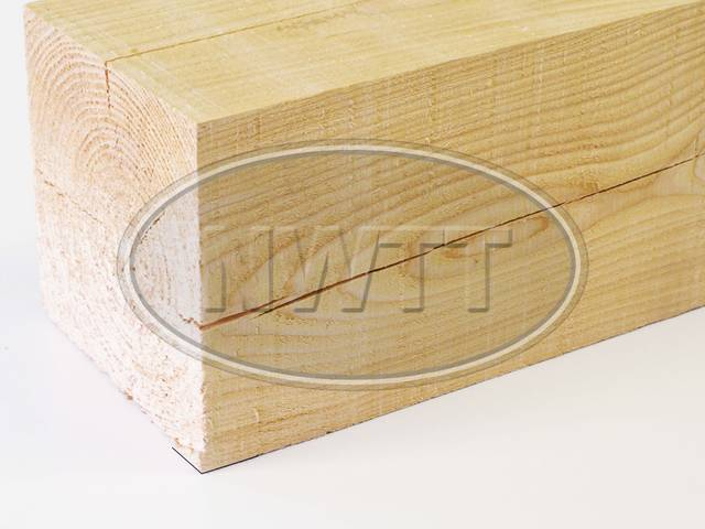 175mm X 175mm Rough Sawn Softwood